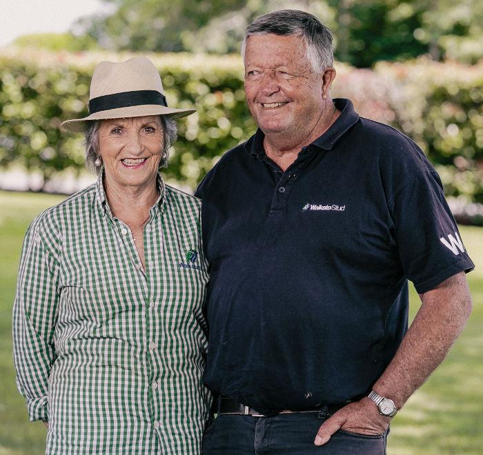 Garry & Mary Chittick