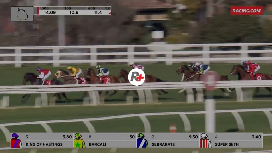 Gr.3 MRC HDF McNeil Stakes, 1200m